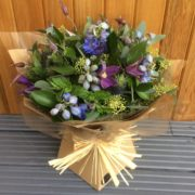 Austen Hand Tied Bouquet