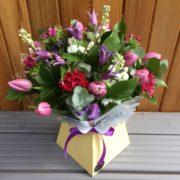 Belgrave flower bouquet