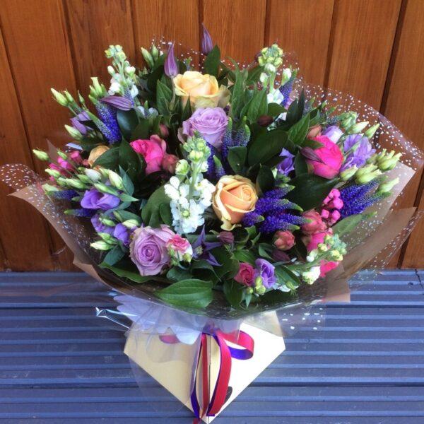 Charlcombe flower bouquet