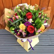 Henrietta Hand Tied Bouquet