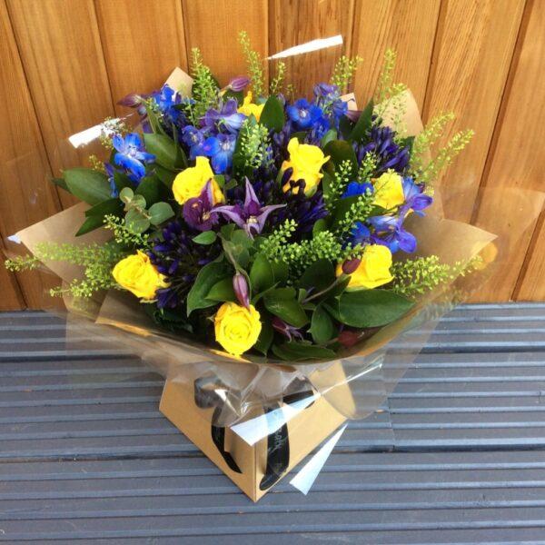 Kensington flower bouquet