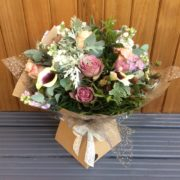 Lansdown Hand Tied Bouquet
