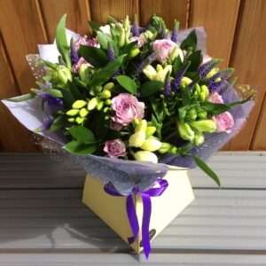 Milsom Hand Tied Bouquet