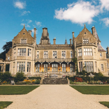 orchardleigh house summer wedding