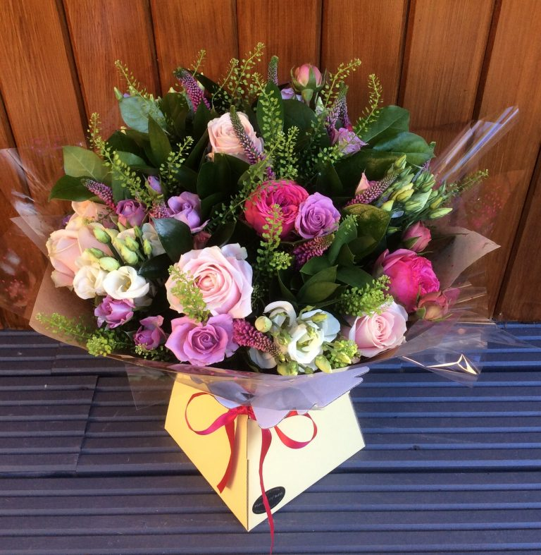 pulteney flower bouquet
