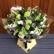 Victoria Hand Tied Bouquet