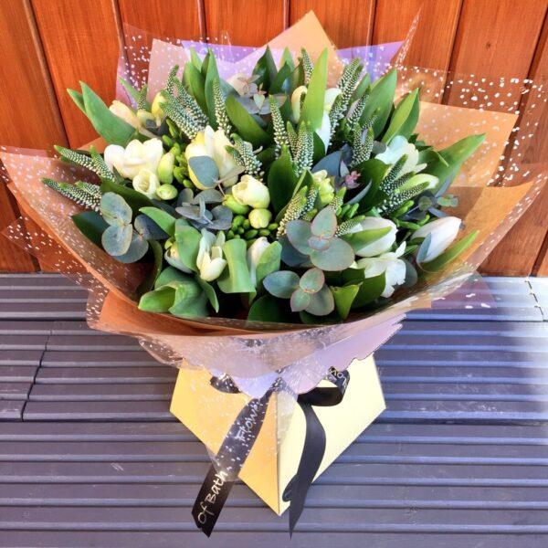 Westonbirt Hand Tied Bouquet