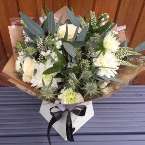 Westonbirt bouquet - Flowers of Bath