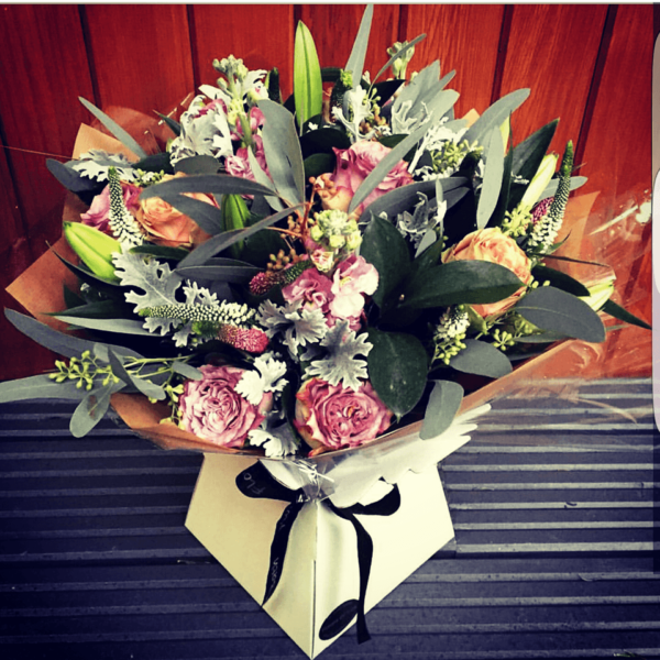 Mother's Day Hand Tied Bouquet