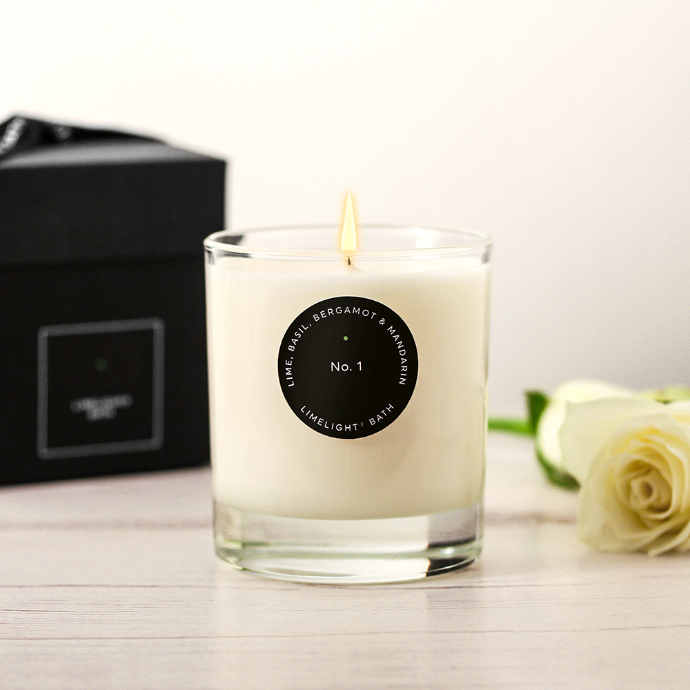 Candle Range Now Available!
