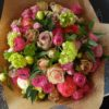 Peony and Rose Delight