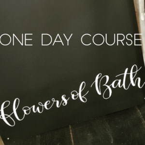 One Day Flower Workshop Course