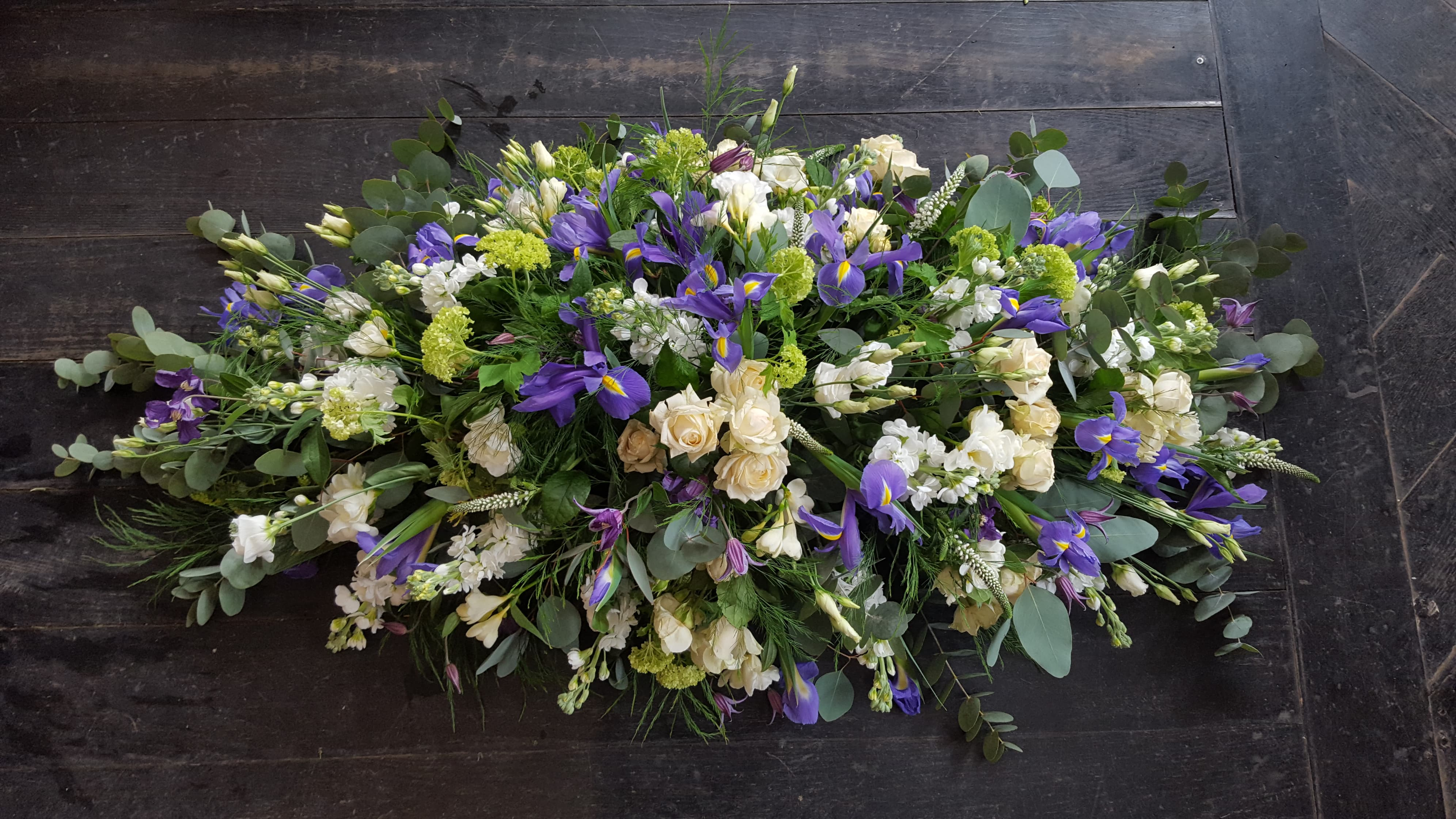 Sympathy Flowers Design