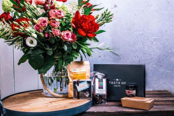 Flowers of Bath - Taste of Bath - Heart Full of Tea
