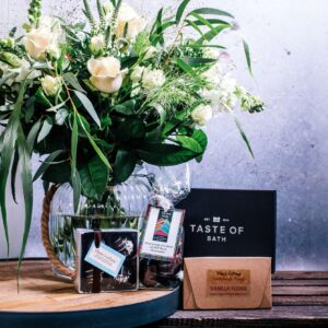 Micro Hamper - Flowers of Bath - Taste of Bath