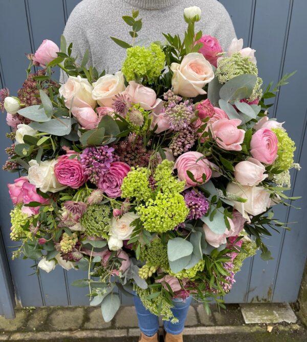 Super Mum flower bouquet