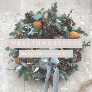 Christmas Wreath Workshops 2021